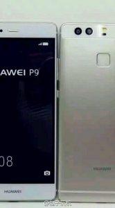 Huawei P9 afbeeldingen