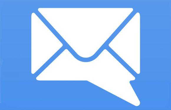 MailTime: nieuwe app behandelt e-mails als chats