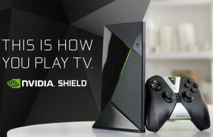 nvidia shield console