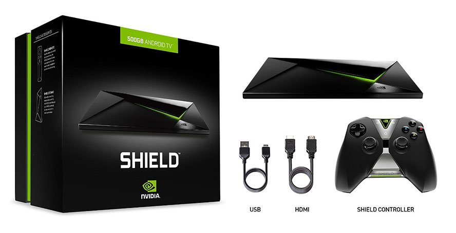 Nvidia Shield release