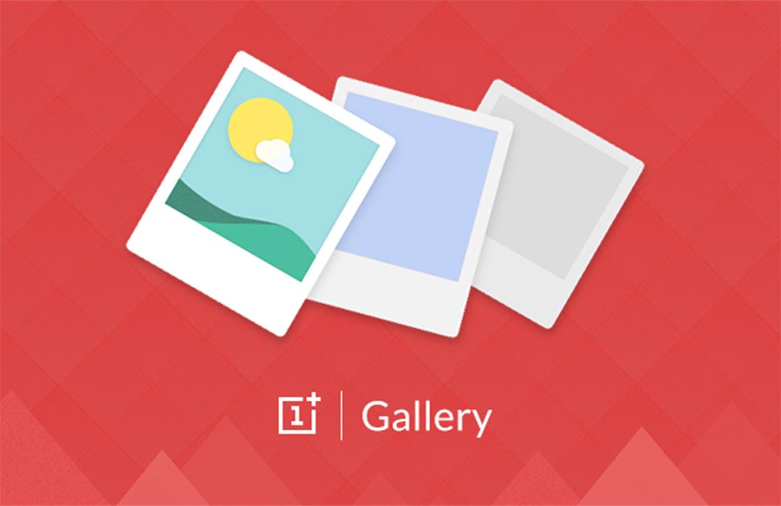 OnePlus introduceert gratis galerij-app, onder meer voor OnePlus 2