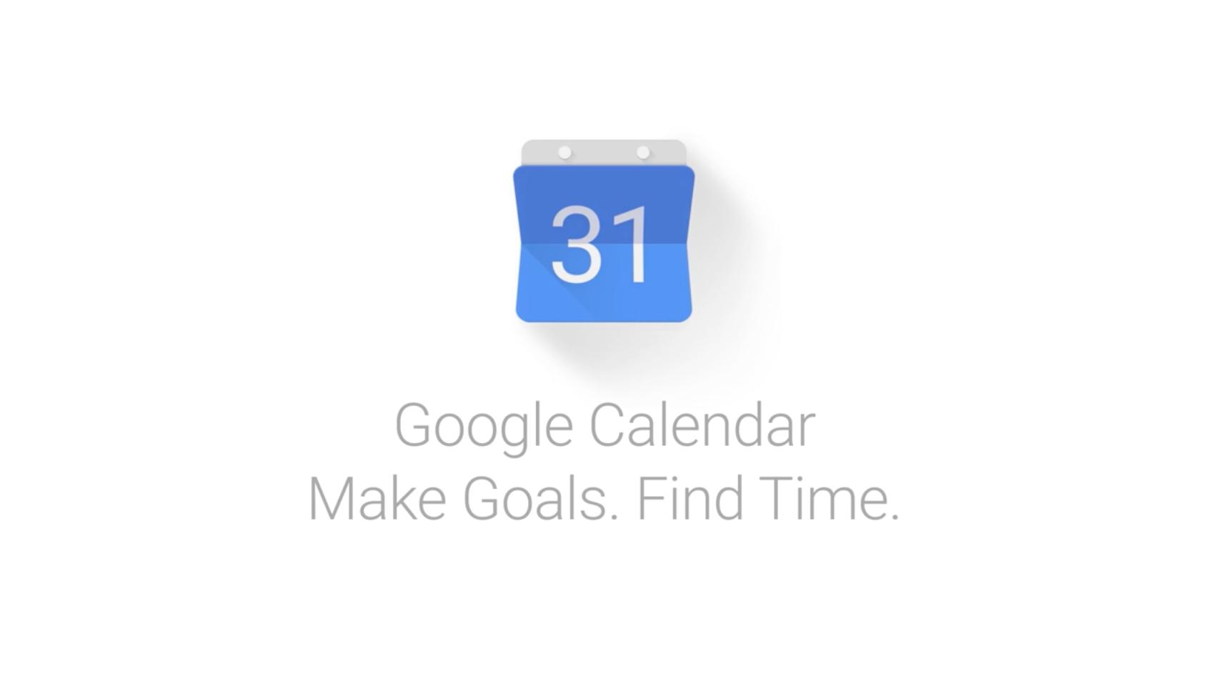 Google Agenda helpt met het inplannen van je afspraken