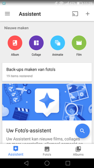 Google-Foto-collage