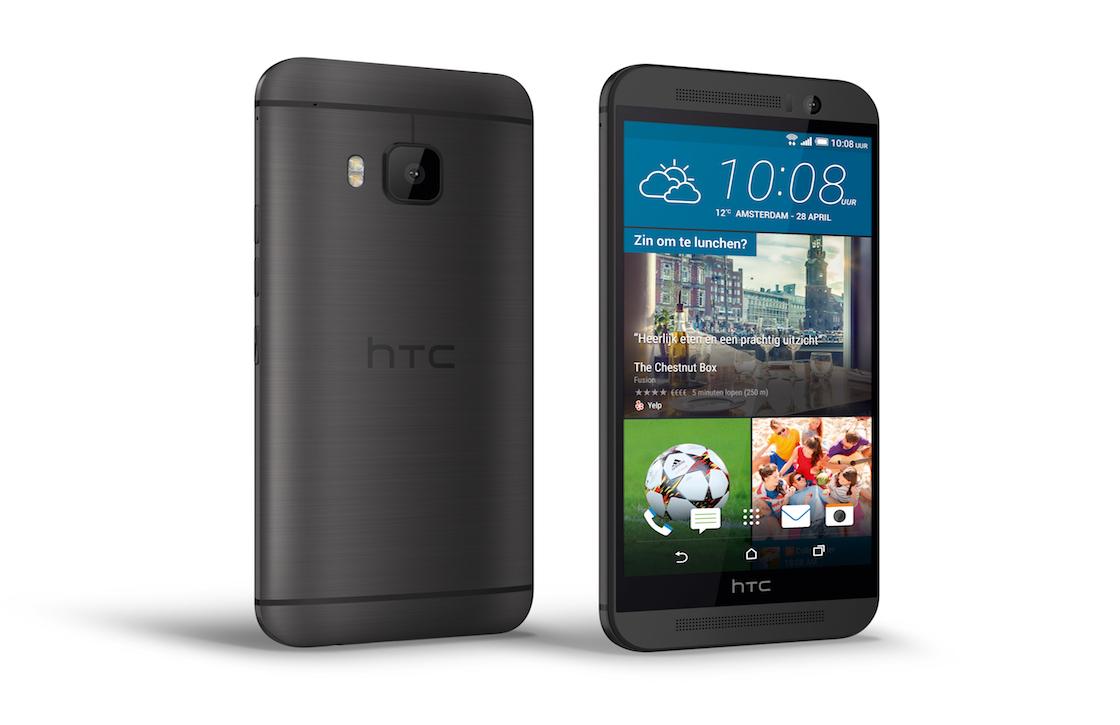 HTC One M9 Prime Camera Edition vanaf 2 mei in Nederland verkrijgbaar