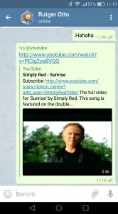 Telegram 3.8