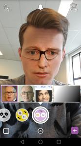 snapchat faceswap