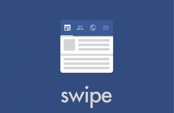 Swipe for Facebook: luchtig alternatief voor zware Facebook-app