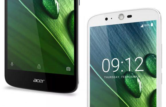 Acer kondigt Liquid Zest Plus met 5000 mAh-accu aan