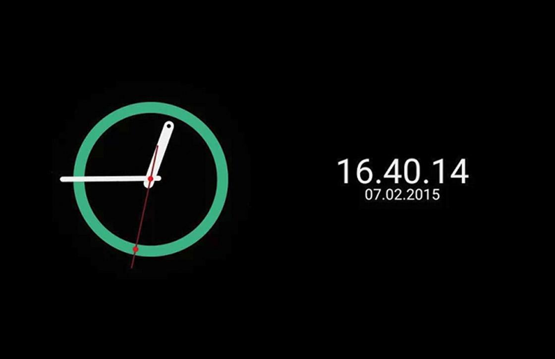 Deze app geeft elk Android-toestel een always on-display