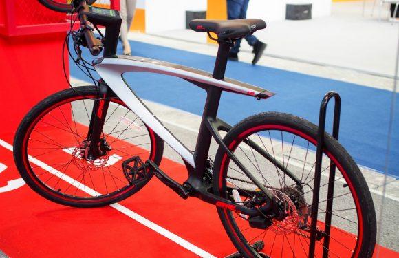Chinees bedrijf lanceert Android-mountainbike