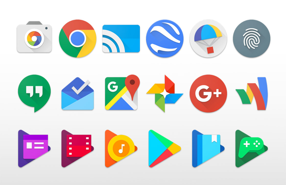 De 6 beste Android-apps in Google Play van week 44 – 2016