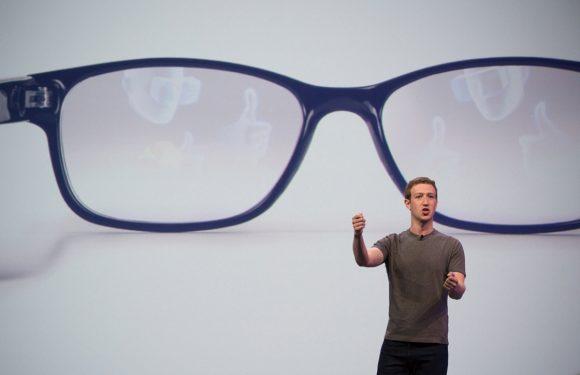 Facebook gaat de volgende Google Glass maken