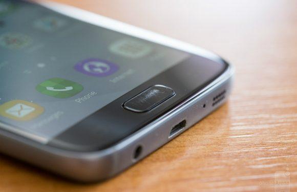 Galaxy S7-gebruikers klagen over krassen homeknop