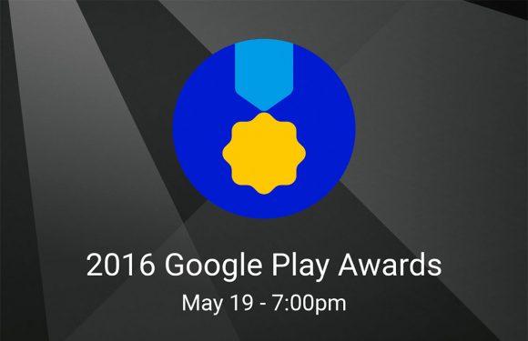 Deze apps maken volgens Google kans op een Play Award