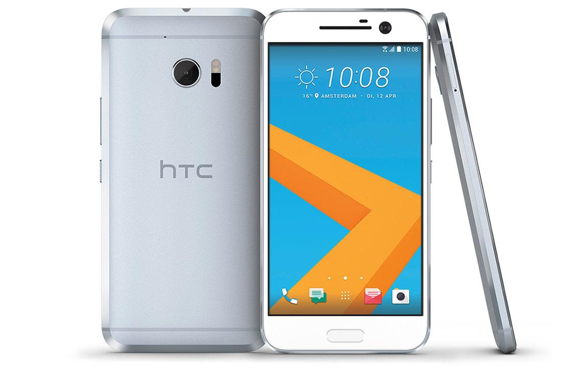 HTC 10 niet in alle kleuren beschikbaar bij release in Benelux