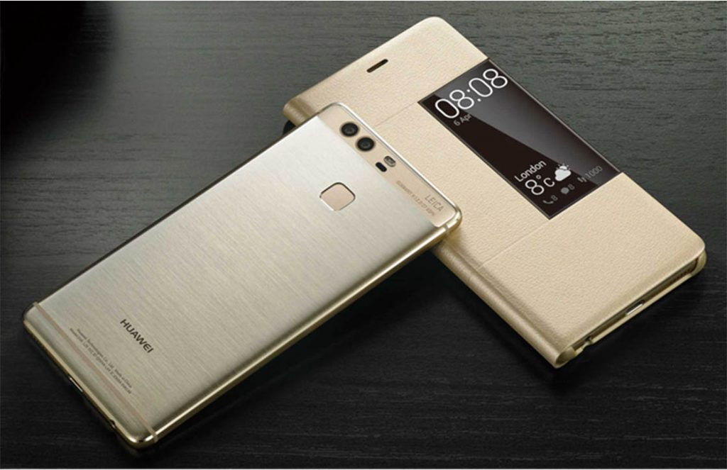 Huawei P9 officieel