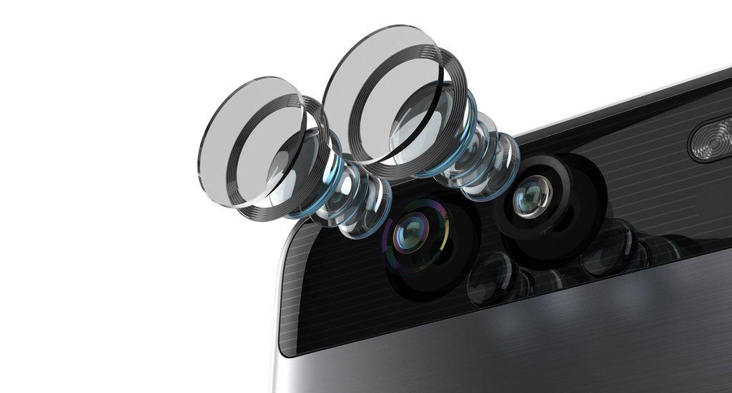 Huawei P9 Plus officieel