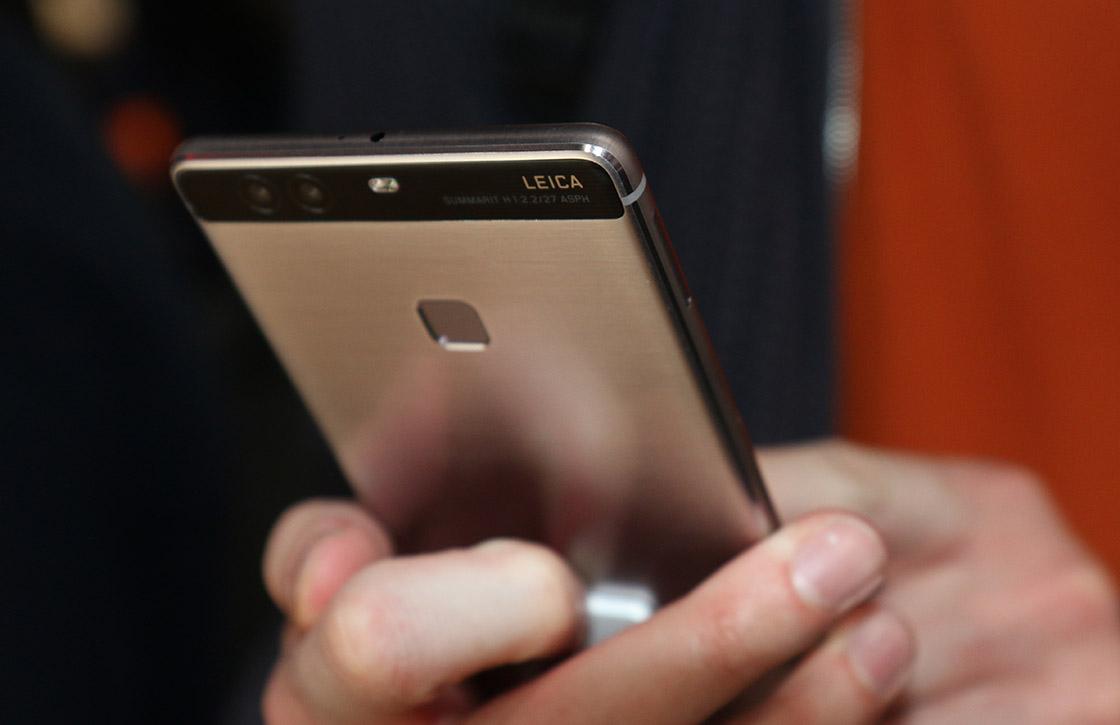 'Huawei P9 veel populairder dan vorig vlaggenschip'