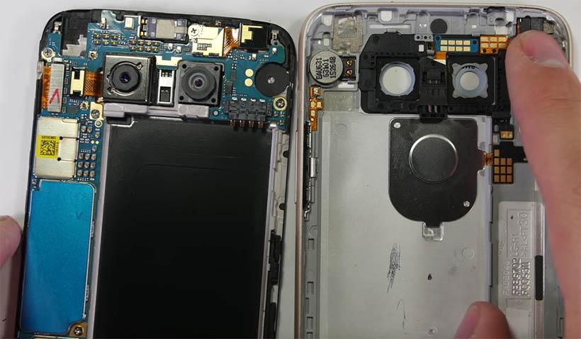 LG G5 teardown
