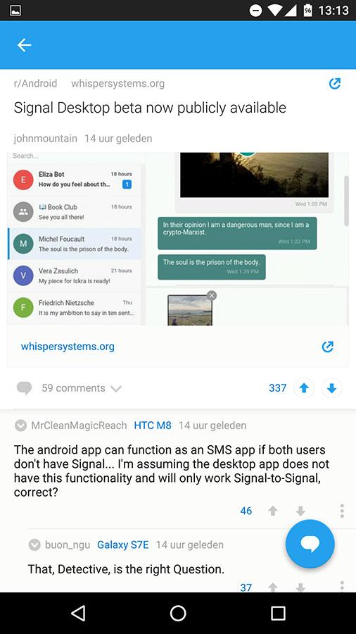 Reddit Fake App