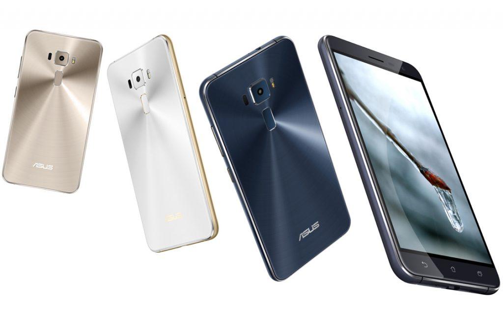 Asus Zenfone 3 officieel