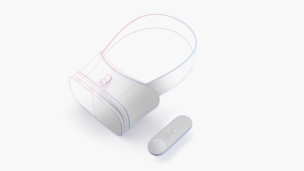 google vr-bril