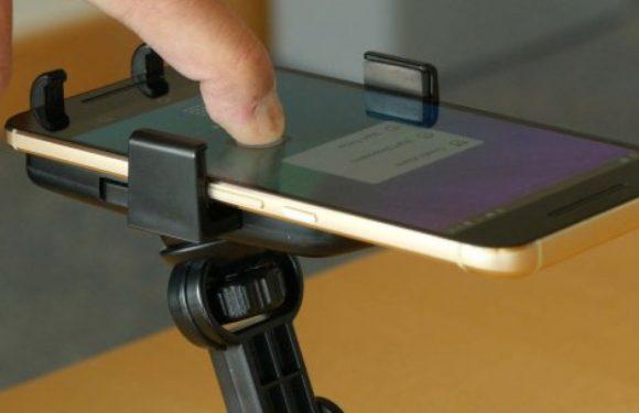 ForcePhone software maakt iedere smartphone drukgevoelig