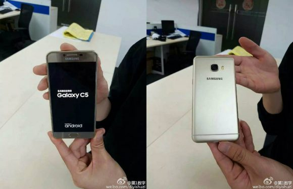 'Specificaties en prijs Galaxy C5 en Galaxy C7 duiken op'