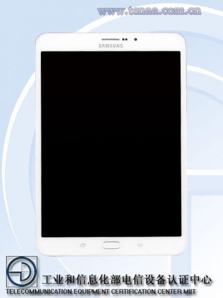 Galaxy Tab S3 8.0