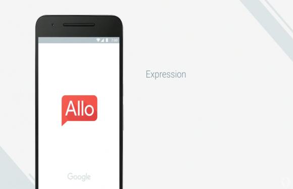 Google wil met Allo de berichten-app slim maken