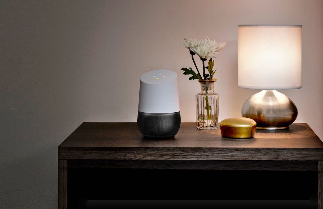 'Google Home werkt direct met SmartThings'