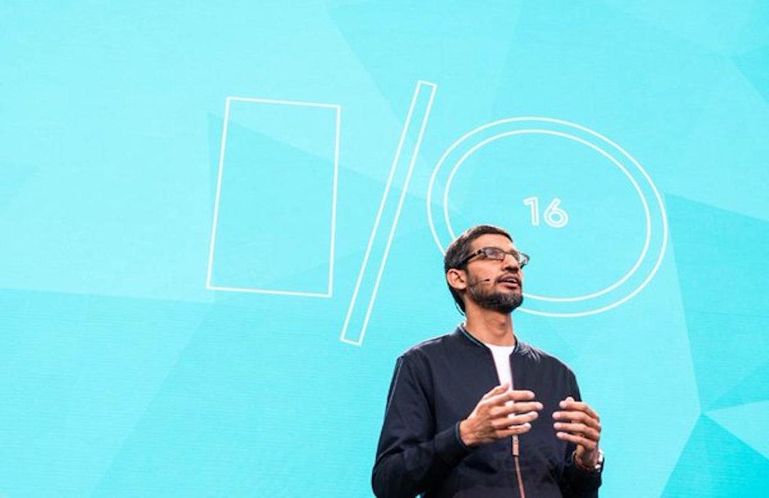 Google I/O 2016 terugkijken: beleef de volledige keynote opnieuw