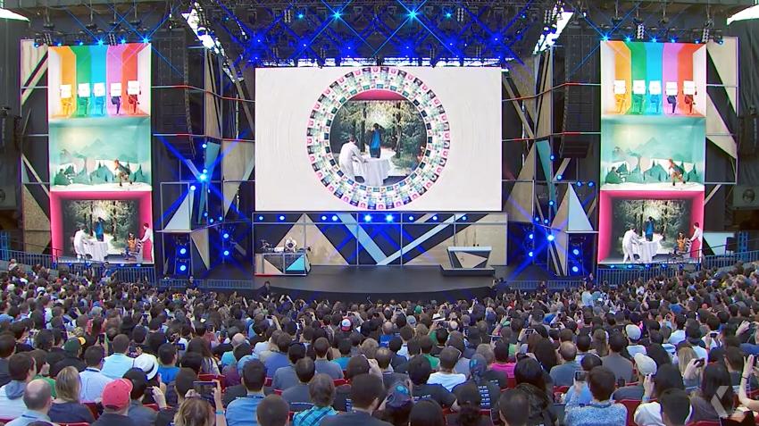 Google I/O presentatie