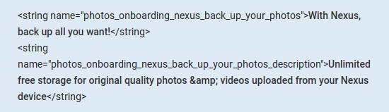 ongelimiteerde opslag google foto's