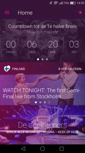 Eurovisie Songfestival 2016