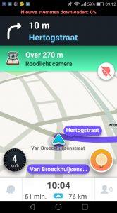 Google Maps vs Waze vs HERE Maps
