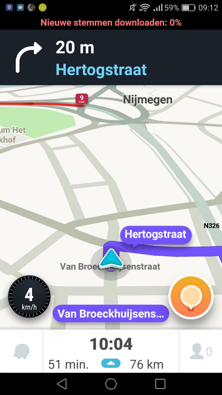 Google Maps vs Waze vs HERE Maps vergeleken
