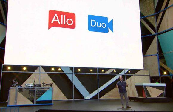 Schrijf je nu alvast in voor Allo en Duo in Google Play