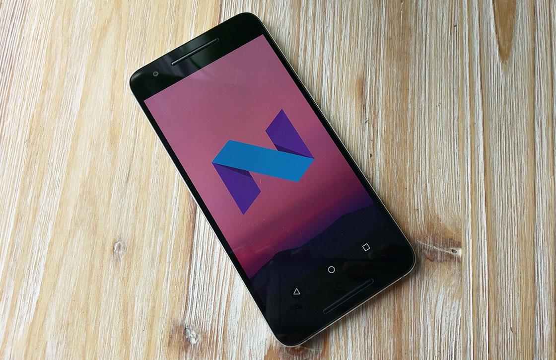 Binnen enkele weken weten we de naam van Android N