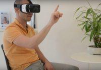 Video: Gear VR-besturing via handbewegingen door EyeSight
