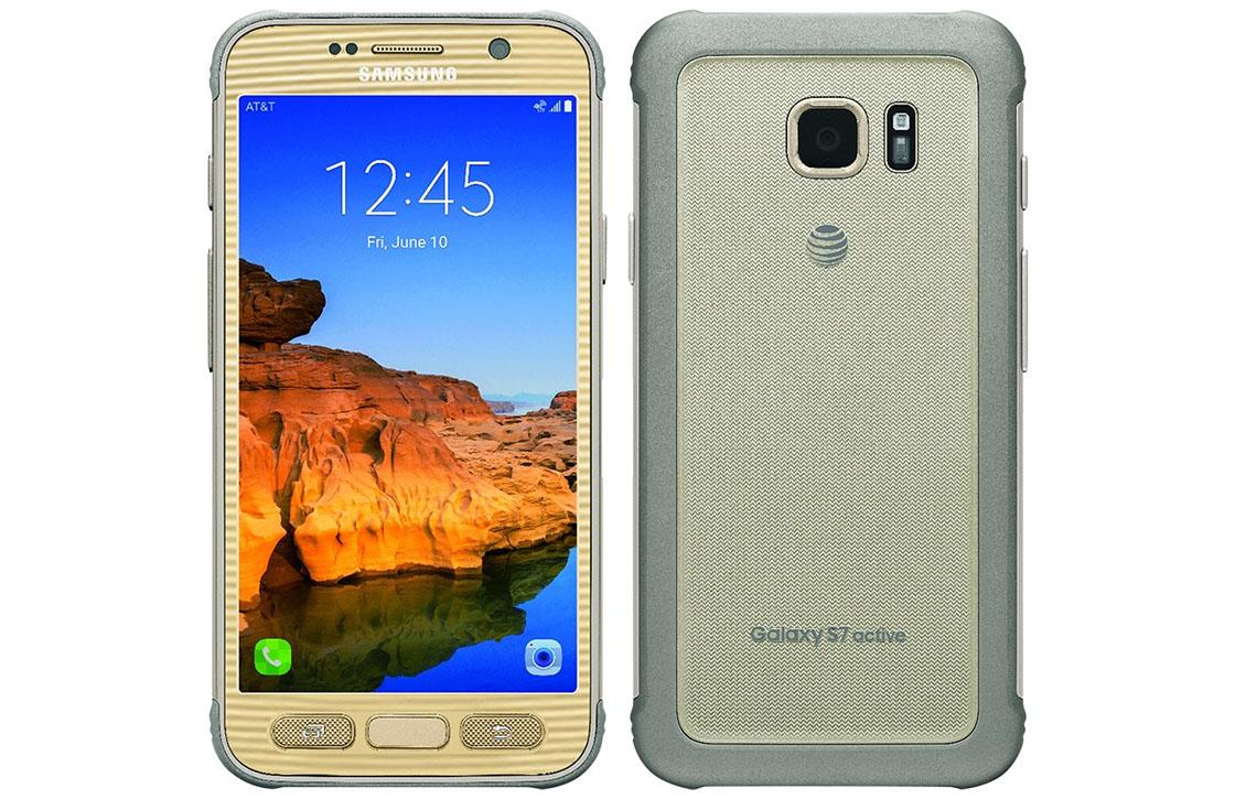 'Nieuwe foto's tonen stevig design Galaxy S7 Active'