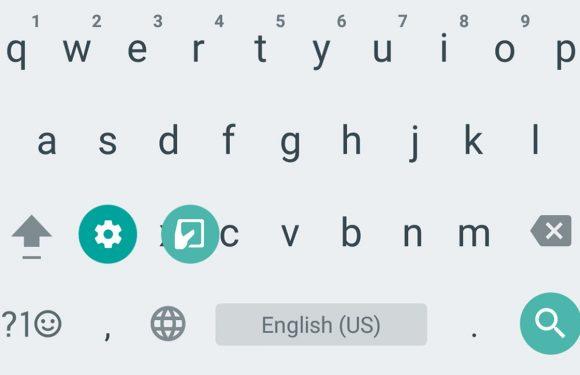 Met Google Keyboard 5.1 verander je de kleur van je toetsenbord
