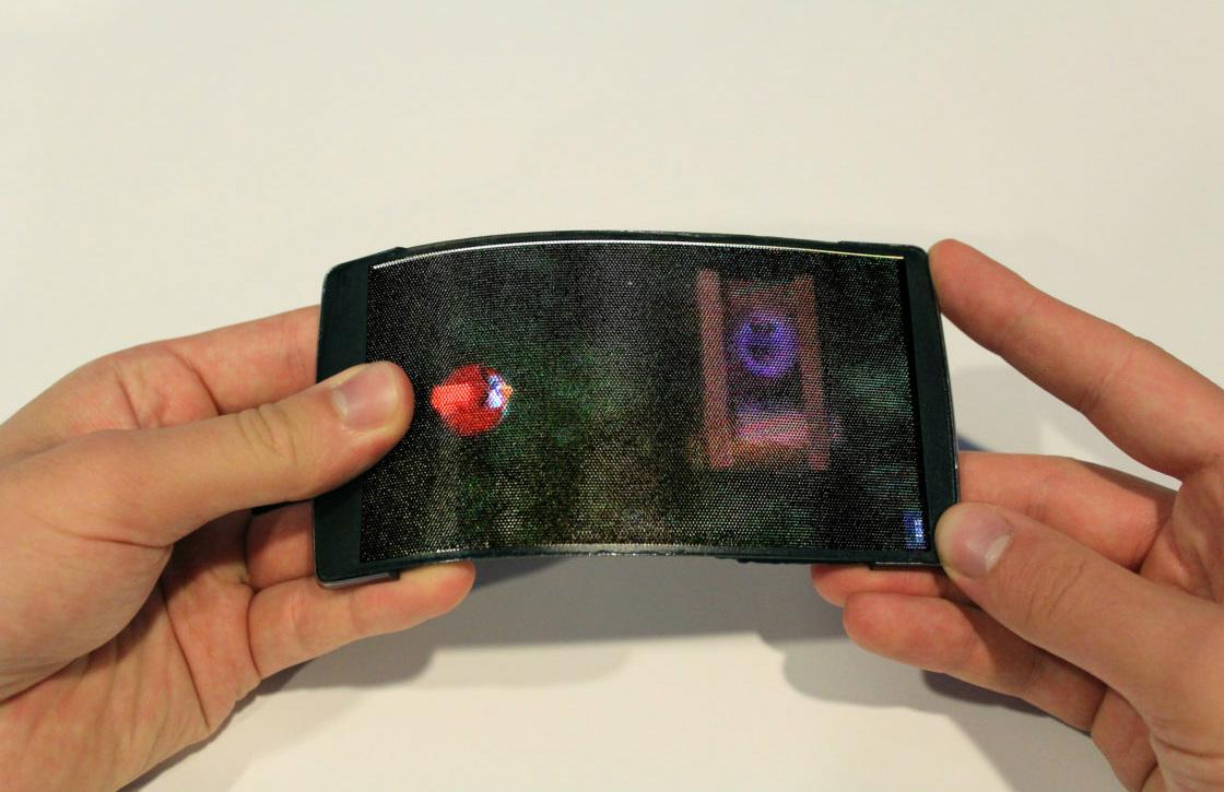 Video: HoloFlex is een flexibel en holografisch Android-prototype