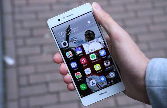 Huawei P10 foto's tonen groene, blauwe en gouden variant
