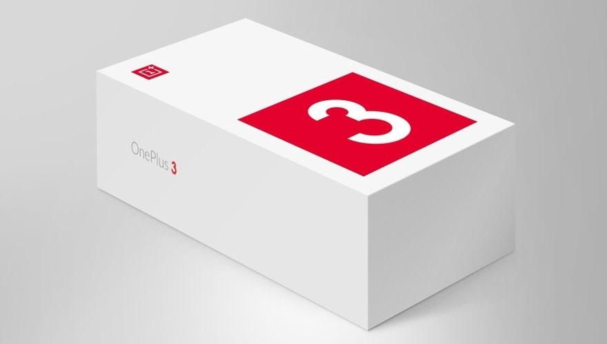 OnePlus 3 op 15 juni onthuld