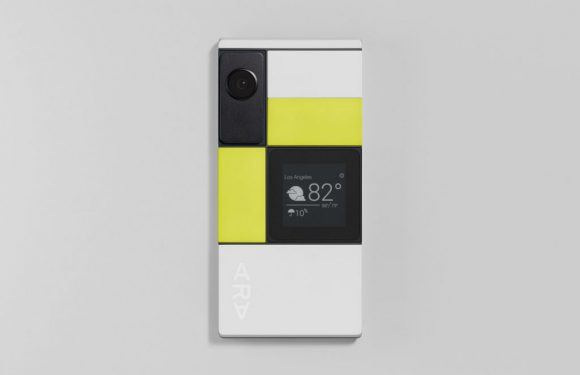 Video: Googles modulaire smartphone Project Ara is springlevend