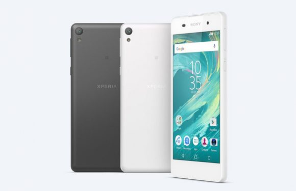 Sony onthult goedkope Xperia E5 met 13 megapixel-camera