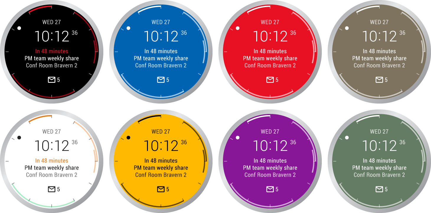 outlook-watchface