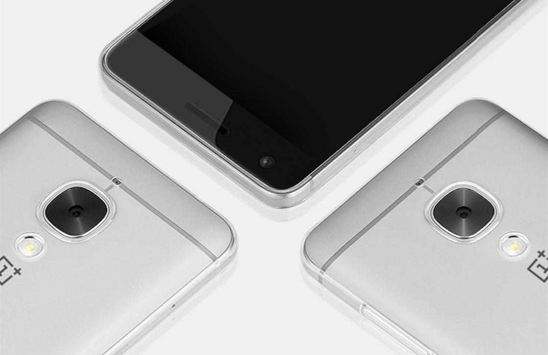 'Gelekte foto's tonen OnePlus 3 van alle kanten'