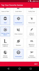 PVP Live Esports app